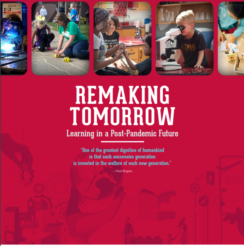 Remaking Tomorrow report